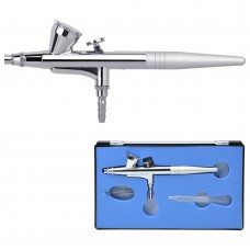 0.4mm Nozzle Single Action Gravity Feed Airbrush