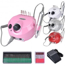 Nails Manicure Electric Nail Drill File Color Opt
