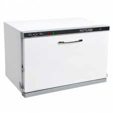 23L Heated Towel Warmer Cabinet Spa Hot Sterilizer