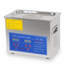 3L Stainless Steel Digital Heater Ultrasonic Cleaning Machine