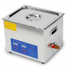 10L Stainless Steel Digital Heater Ultrasonic Cleaning Machine